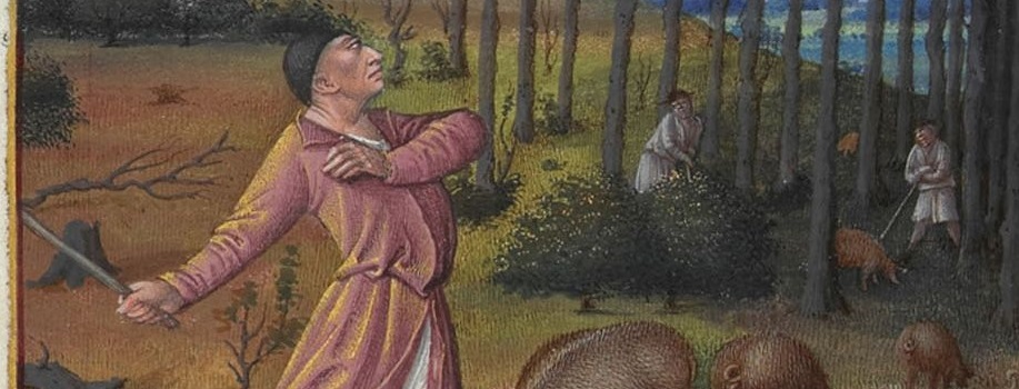 Très Riches Heures - November
