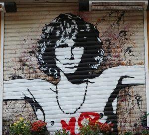 Revoluzzer Jim Morrison